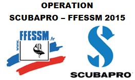 SCUBAPRO FFESSM